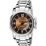 Laurels Lmw-inc-090707 Analog Brown Dial Men's Watch-Lmw-Inc-090707