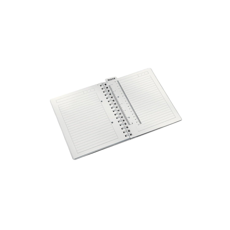 Verde Metallizzato A5 Leitz WOW 46390023 Blocco per Appunti