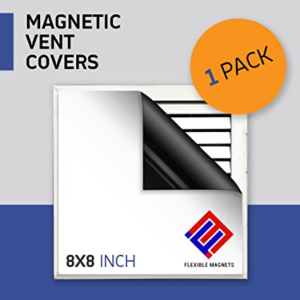 MAGNETIC VENT COVER, Perfect For RV, Home HVAC, AC And Furnace Vents,