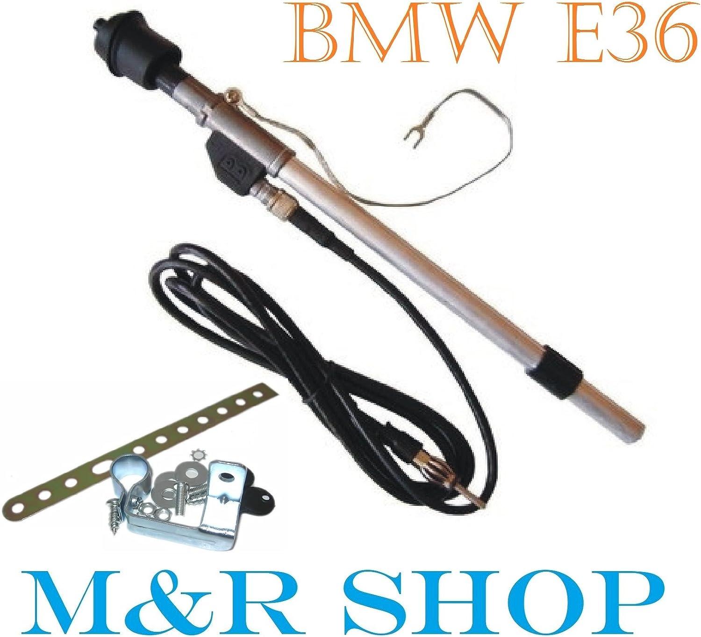 BMW E36 Car Wing Aerial Teleskopantenn BMW E36