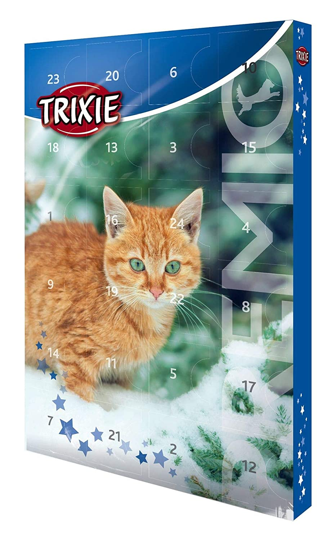 Trixie Calendario de adviento para Gatos para Gatos Premio Adventskalender für Katzen: Amazon.es: Productos para mascotas