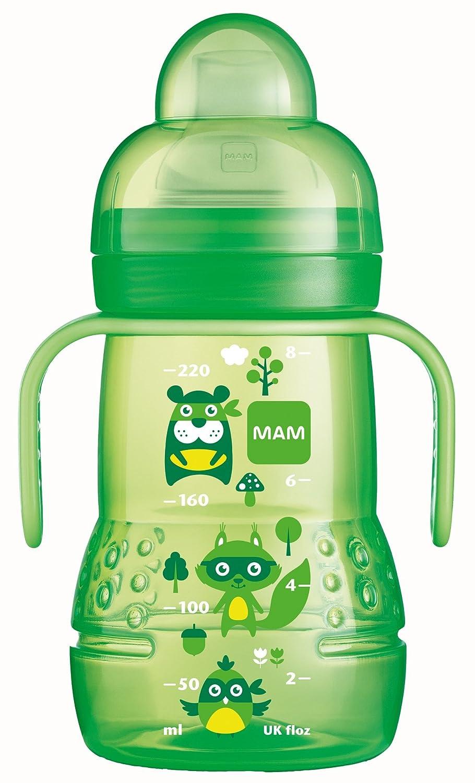 MAM Babyartikel Trainer Plus 62838220 Training Cup 220 ml Neutral/Green