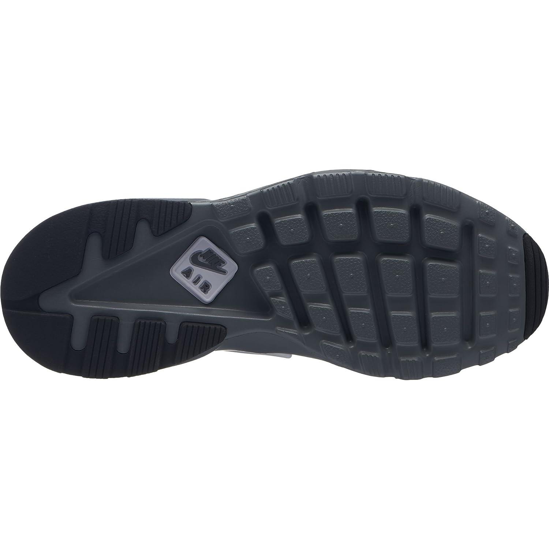 NIKE Mens Huarache Run Ultra Running Shoes B07FW5M5GY 11 M US|White/Cool Grey