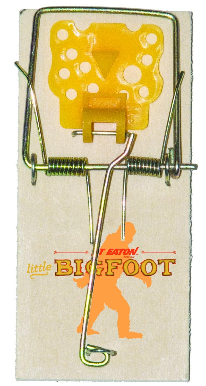 Amazon.com: JT Eaton 404-12 Mouse Size Spring Action Wooden Snap