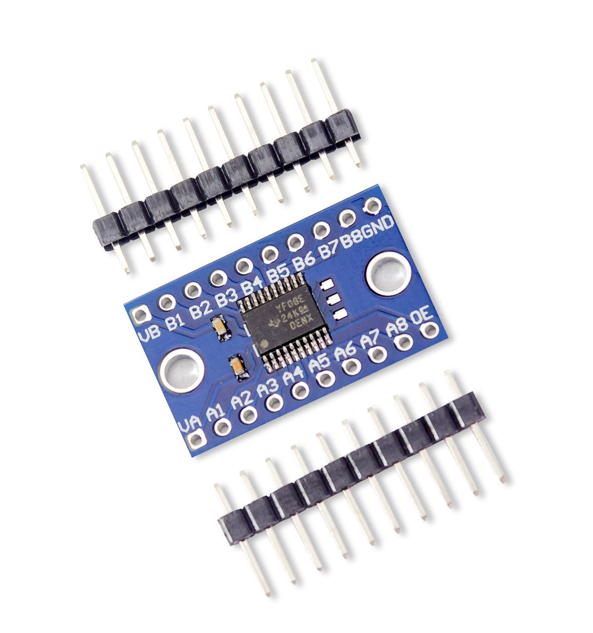 5  V 3.3  V 8-Channel Bi Directional Logic Level Converter TXB0108  Microcontroller for Arduino Raspberry pi MissBirdler 4260509784351
