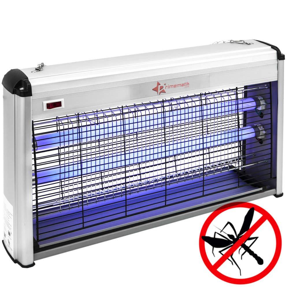 PrimeMatik - Matamoscas y Mosquitos eléctrico Lámpara Mata Insectos voladores y Moscas 40 W product image
