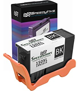 Cyan, 4 Pack MS Imaging Supply Compatible Inkjet Cartridge Replacement for Lexmark 14N1615 150XL