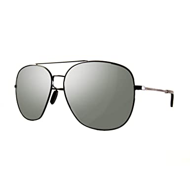 c43f60396 Hugo Boss 1032/F/S Black/Silver Mirror Lens Aviator Men's Sunglasses,