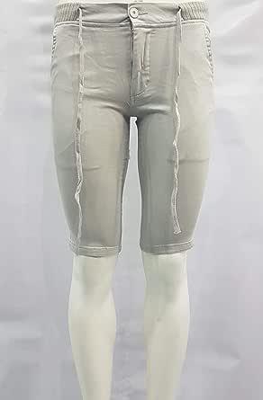 Shorts men and Woman linen