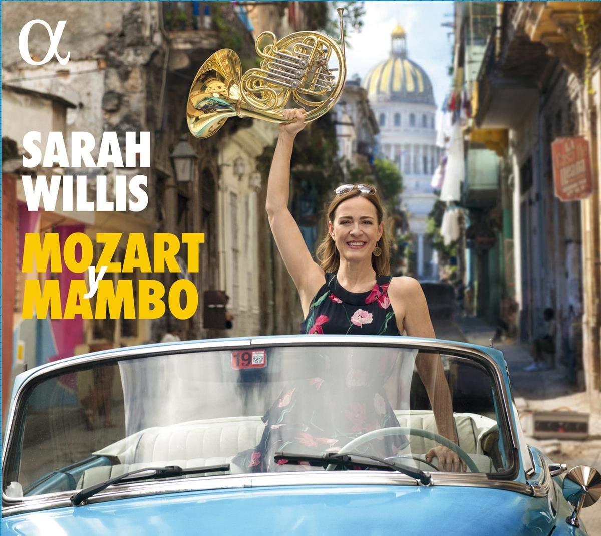 Sarah Willis, Various, Wolfgang Amadeus Mozart, __ - Mozart y Mambo - Amazon.com Music