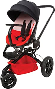 Quinny Moodd Stroller- Colour Block Red