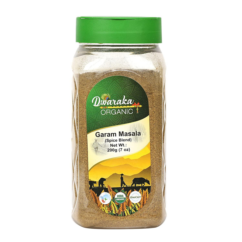 Dwaraka Organic - Garam Masala, 7oz, Healthy, Organic, Non GMO, All Natural