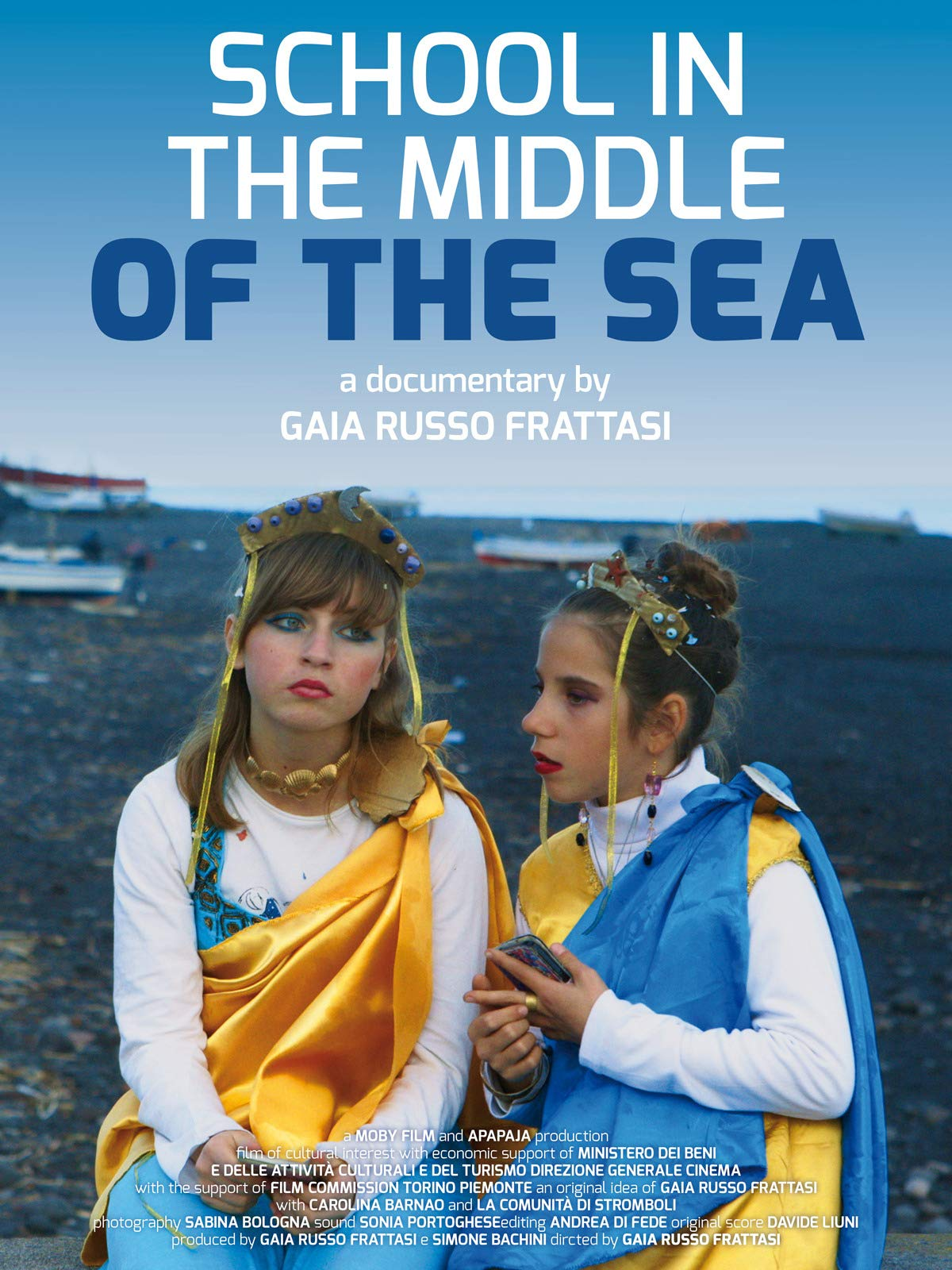 School In The Middle Of The Sea on Amazon Prime Video UK