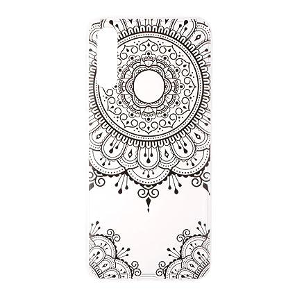 Amazon.com: Carcasa de silicona para Samsung Galaxy A50 ...