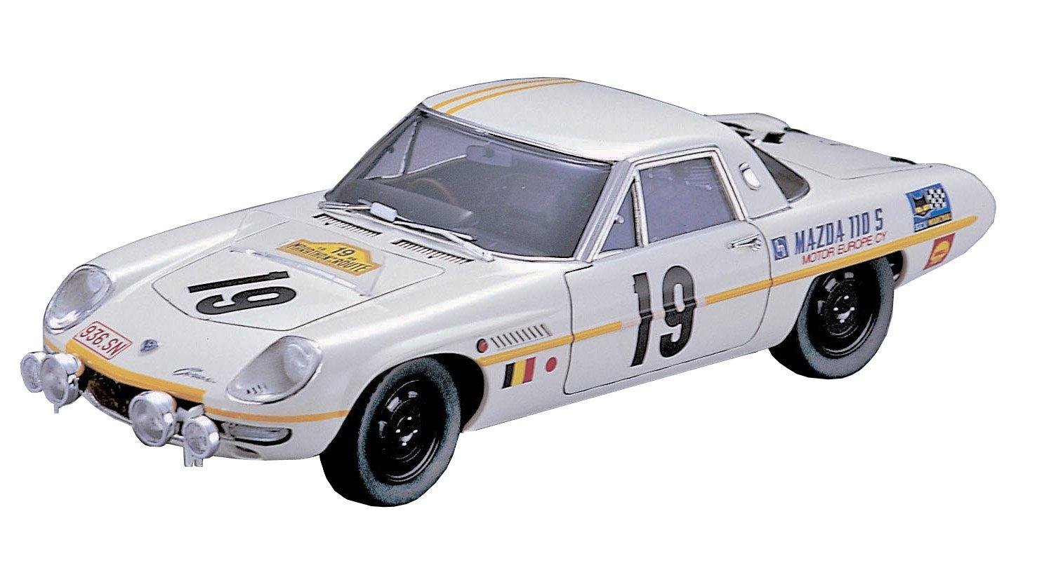Hasegawa Corp. 20274 1/24 Mazda Cosmo Sport 1968 Marathon De La Route