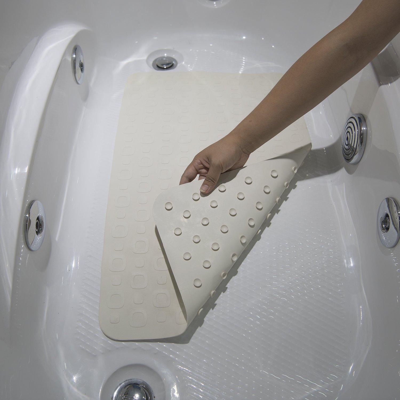 Joylink Rubber Bath Mat For Bathtub And Shower Amazon