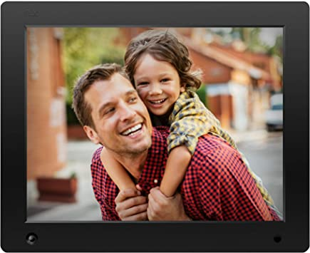 Digital Photo Frame 13 Inch Digital Photo Frame 1280800 Pixels High Resolution LED Screen 1080P HD Video Playback Auto On//Off Timer Remote Control Included Perfect For Both The Home And Office Suit F