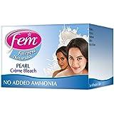 Fem Pearl Fairness Creme Bleach With Pearl & Milk 8g