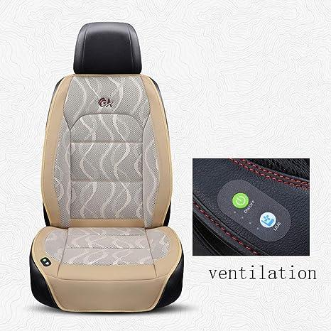 Amazon.com: Cojín largo para asiento de coche de verano con ...