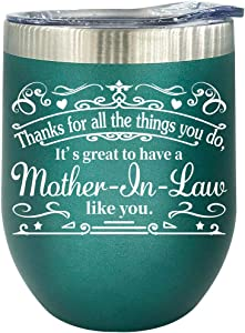 Mother In Law Mug | Gifts | From Daughter | Son Bride | Groom | Christmas | Wedding | Mothers Day | Coffee Cup