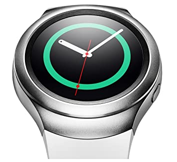 Samsung Gear S2 Sport Montre connectée SM-R720 Bluetooth, Blanc 4GB -Asia Version