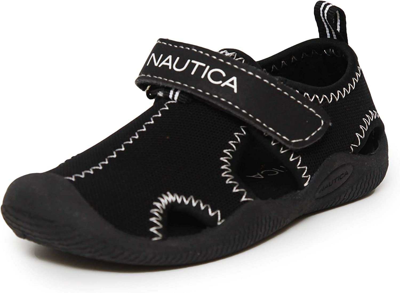 Nautica Kids Kettle Gulf Protective Water Shoe,Closed-Toe Sport Sandal |Boy - Girl (Youth/Big Kid/Little Kid/Toddler)