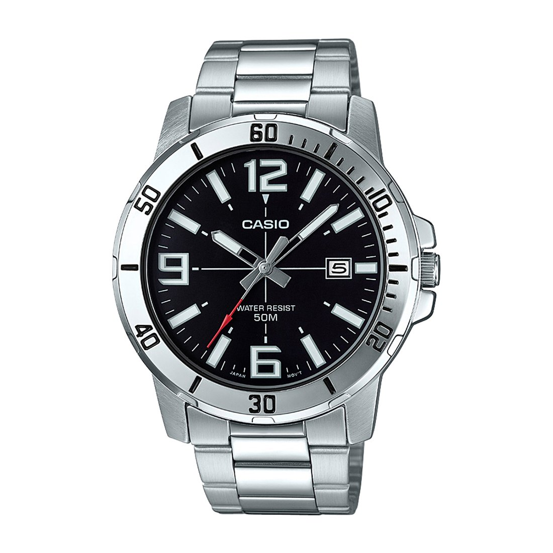 Casio MTP-VD01D-1E Reloj de Pulsera para Hombre