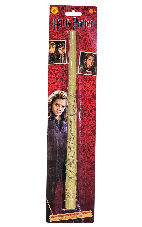 Rubies's Baguette d'Hermione Granger - Accessoire de déguissement sur le thème Harry Potter Rubie's 9703