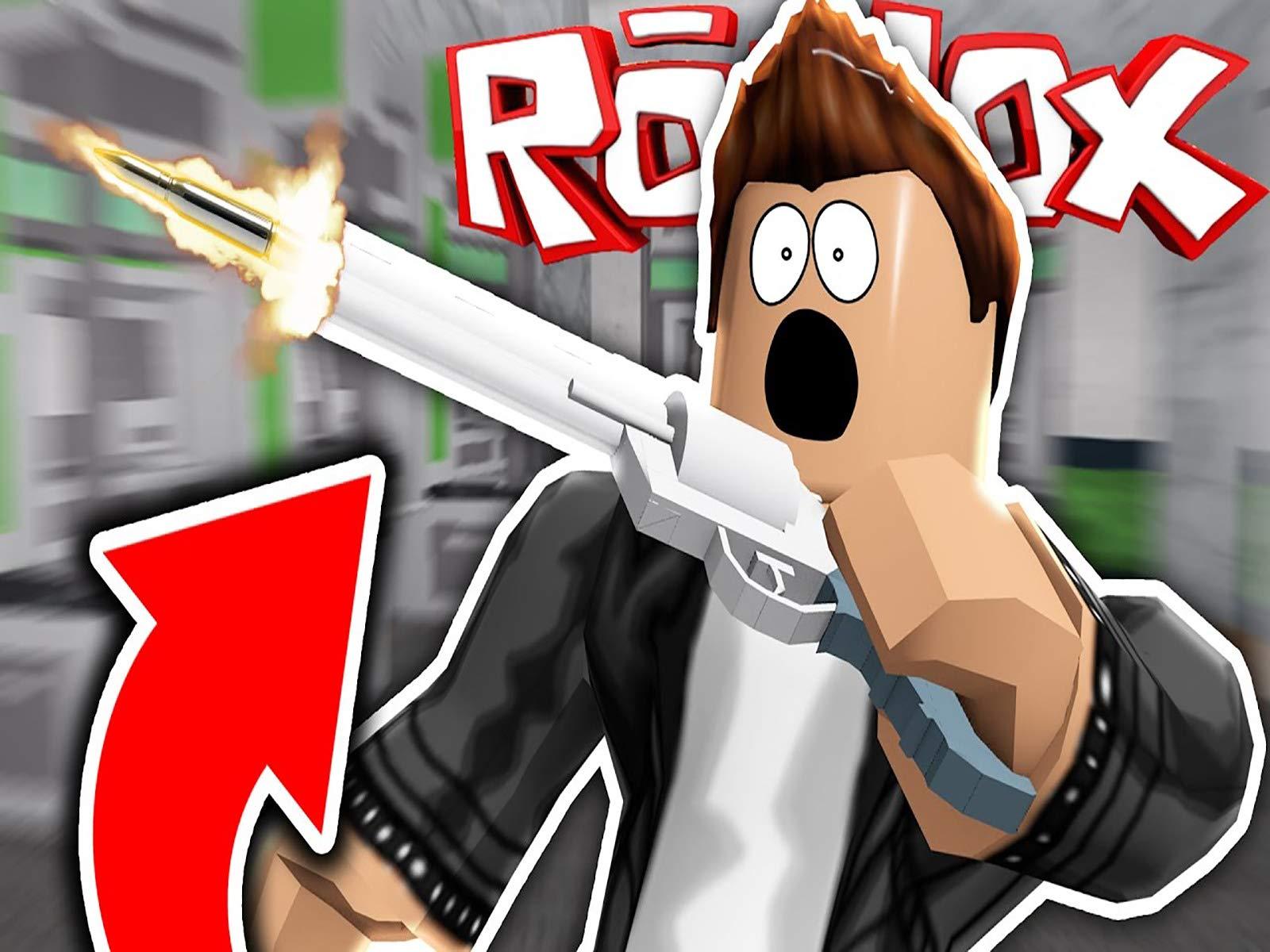 Roblox Murder Mystery 2 New Knife Gun Episode 2 Watch Clip Twiistedpandora Prime Video