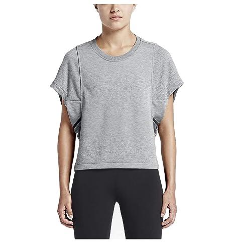 d3e760b9 Nike Women's X JFS Short Sleeve Cover Up Top