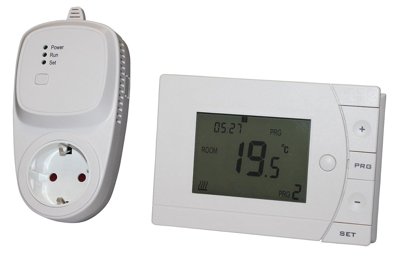 INROT 70085 - Sistema de calefacción a distancia, programable ...