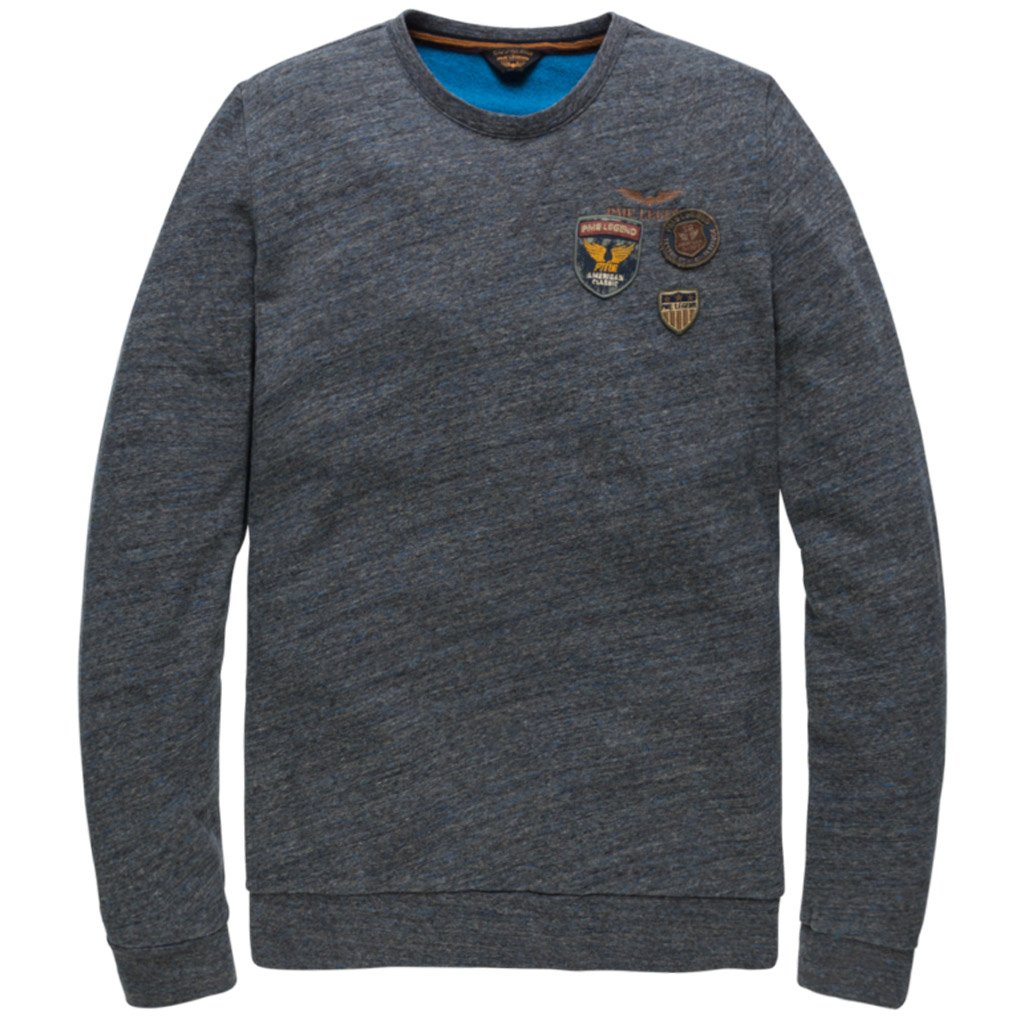 PME Legend Sweatshirt brilliant Blau