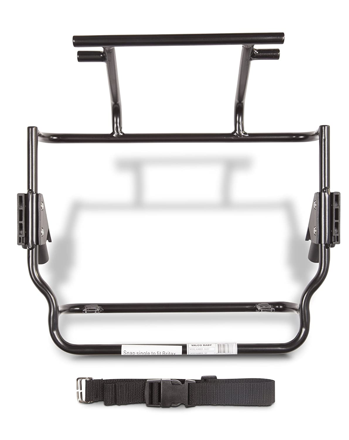 Valco Baby Snap & Snap4 (Single) Car Seat Adapter (Peg Perego)