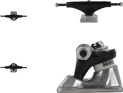 Trucks Mini-Logo Split Black//Raw 7.63 Set of 2 Soft 84a Bushings