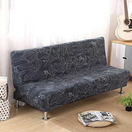 Amazon.com: Somprasong_dan - Funda de sofá plegable sin ...