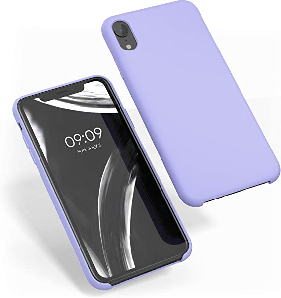 Cover Trasero en Menta Helada 2020 - Carcasa de TPU para m/óvil kwmobile Funda Compatible con Apple iPhone 7//8 // SE