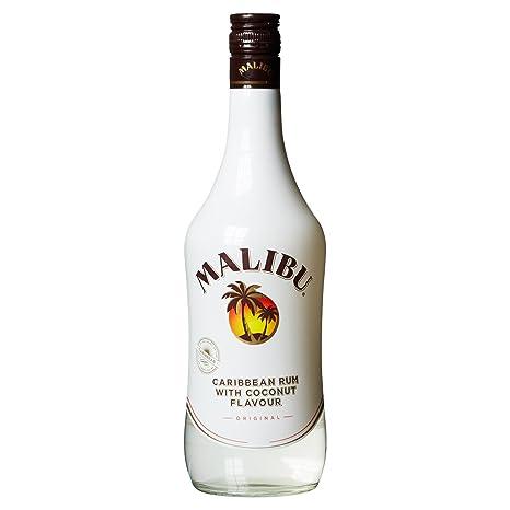 Licor Malibu Ron con Sabor de Coco - 70 cl