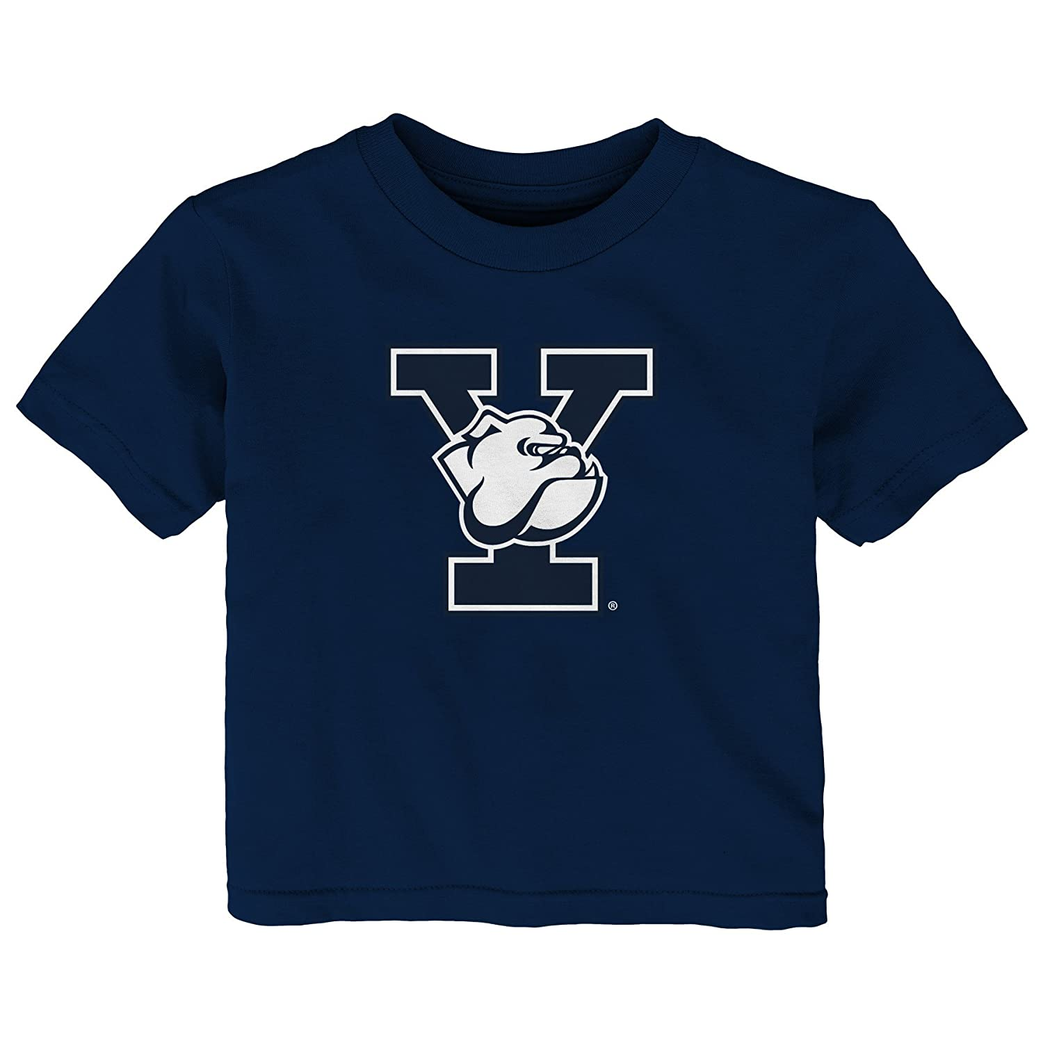 Outerstuff NCAA Yale Bulldogs Infant Primary Logo Short Sleeve Tee 24 Months Dark Navy
