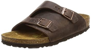 cfd96e8ca146 Image Unavailable. Image not available for. Colour  Birkenstock Original  Zürich Waxy Leather Regular width ...