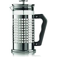 Bialetti 0003270 espressobryggare, aluminium, silver, en storlek