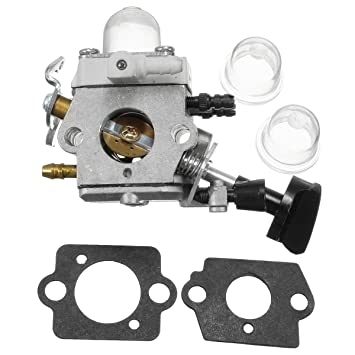 GOZAR Kit Carburador para Soplador De Hojas Stihl Sh56 Sh56C ...