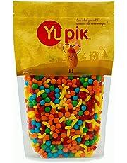 Yupik Nitwitz - Mini Fruit Shapes, 1Kg
