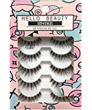 HELLO BEAUTY Professional Natural Multipack - Demi Wispies Black