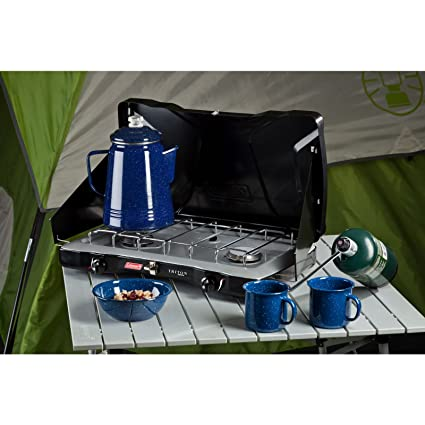 Coleman Triton Series 2-Burner Stove Camp stove