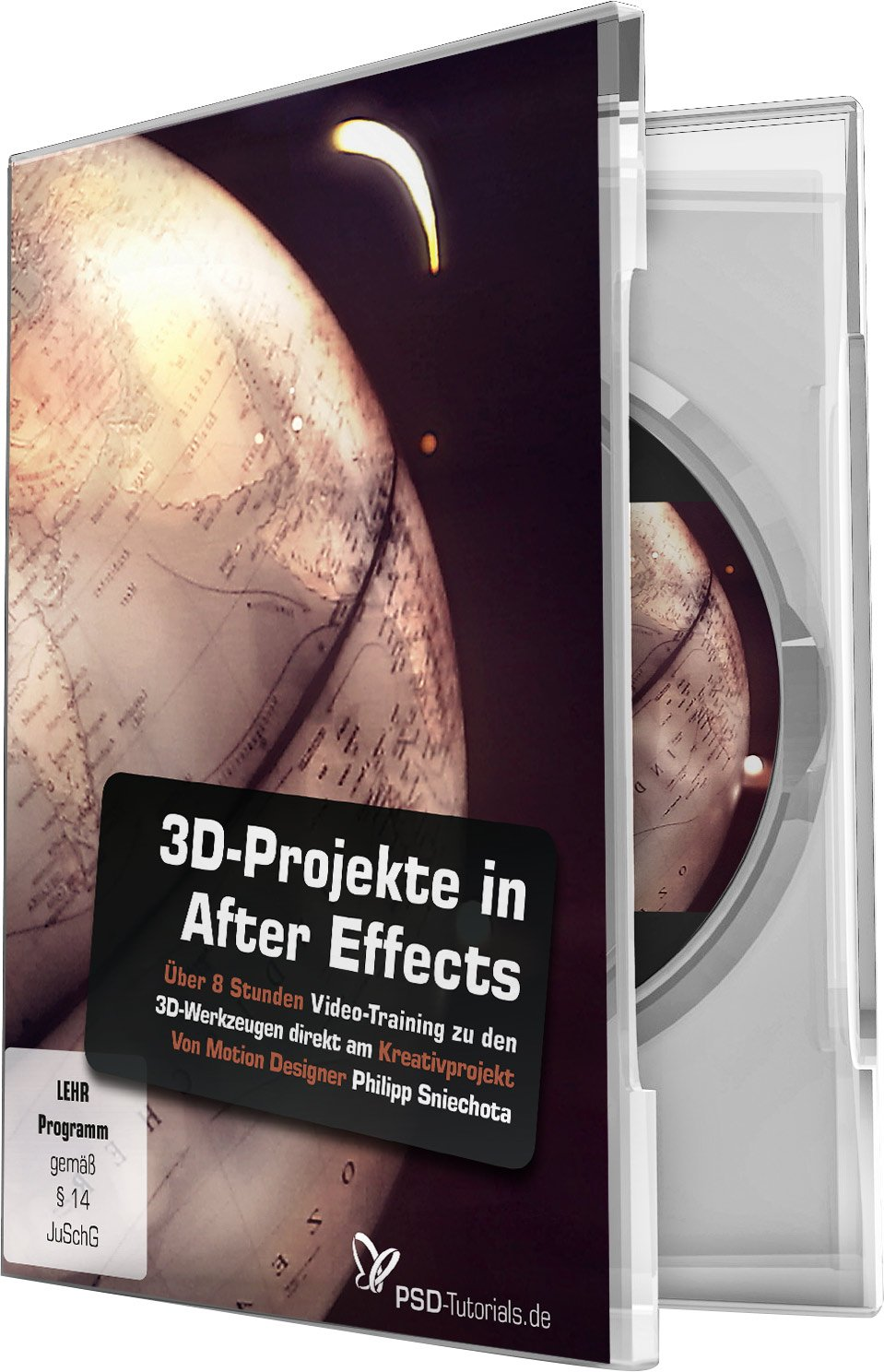 3D-Projekte in After Effects: So laufen Kundenprojekte in der Praxis