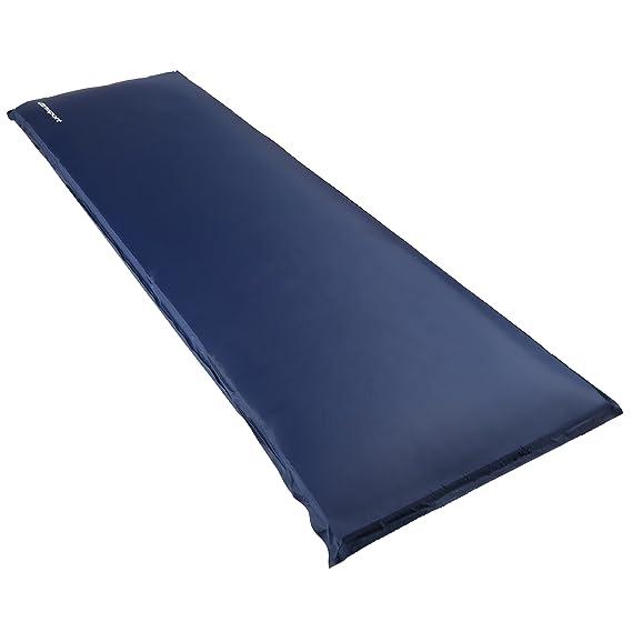 Ultrasport Aislante autoinflable / colchoneta autoinflable, ideal para el camping, colchoneta para el exterior, ultraligera y cómoda; impermeable, ...
