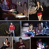 Book Light, Rechargeable LED Hug light, Neck Hug