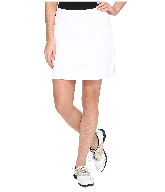 [プーマ] PUMA Golf レディース Pounce Skirt スカート [並行輸入品] B01MURQ194 4|ブライトホワイト ブライトホワイト 4