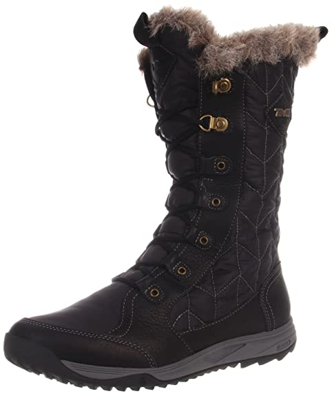 b117db3012e3b Teva Lenawee WP W s Snow Boots Womens Black Schwarz (black 513) Size 36.5