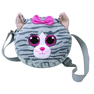 Ty Kiki - Purse, Gray and White: Toys & Games